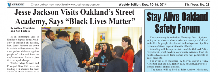 Oakland Post